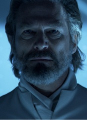 TRON : LEGACY - Jeff Bridges 'Kevin Flynn/Clu'.
