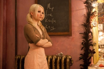 Sucker Punch - Emily Browning 'Babydoll' in una foto di scena.