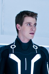 TRON : LEGACY - Garrett Hedlund 'Sam Flynn' - Ph: Douglas Curran.
