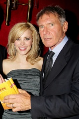 Morning Glory - Rachel McAdams, 'Becky Fuller' e Harrison Ford, 'Mike Pomeroy' - World Premiere al Ziegfield Theatre di New York, USA, 7 Novembre 2010.