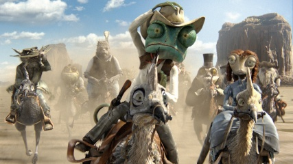 Film Title: Rango - Photo Credit: Industrial Light & Magic
