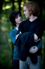 Alice Cullen (Ashley Greene) e Jasper Hale (Jackson Rathbone) - Tornare