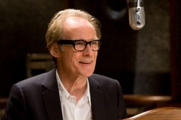 Film Title: Rango - L'attore Bill Nighy, voce originale di 'Jake Sonagli' sul set - Photo Credit: Stephen Vaughan