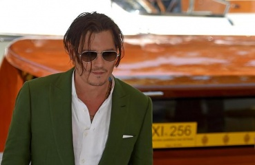 Johnny Depp 2015 72 Mostra Venezia 4 - The Tourist