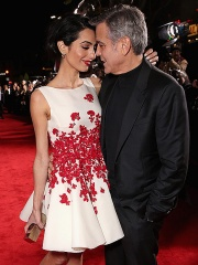 George Clooney e Amal 2016 1 - Home