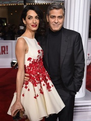 George Clooney e Amal 2016 2 - Home