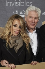 Richard Gere e girlfriend Alejandra Silva 2015 1 - The Hunting Party