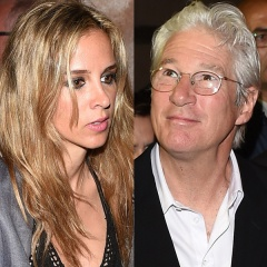 Richard Gere e girlfriend Alejandra Silva 2015 2 - The Hunting Party