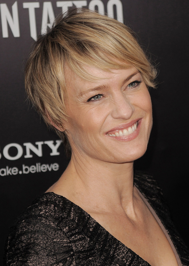 Hairstyle Robin Wright 2017 2018 Best Cars Reviews