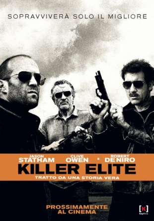 Locandina italiana Killer Elite