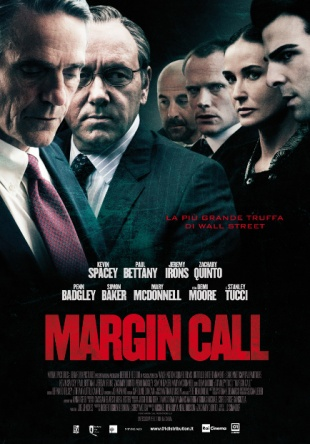 Locandina italiana Margin Call