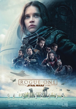 Locandina italiana Rogue One: A Star Wars Story