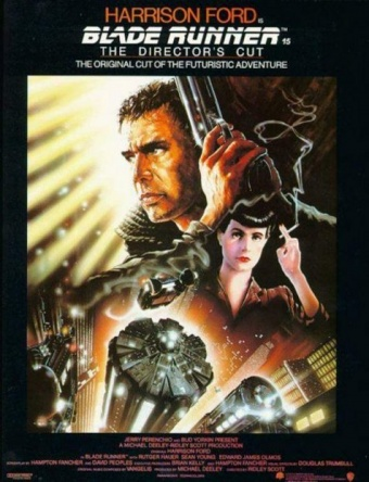 Locandina italiana Blade Runner: The Director's Cut