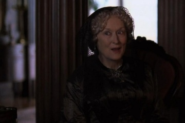Piccole donne - Meryl Streep 'Zia March' in una foto di scena - Piccole donne