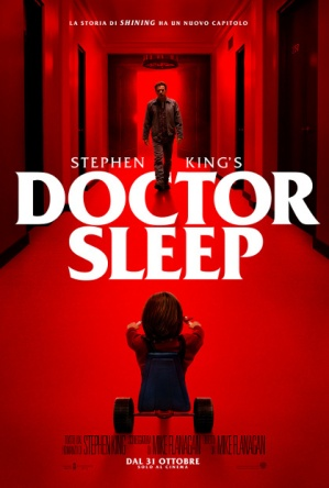 Locandina italiana Doctor Sleep