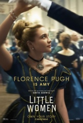 Piccole donne - Florence Pugh è 'Amy March' - Piccole donne
