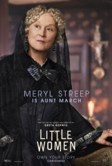 Piccole donne - Meryl Streep è 'Zia March' - Piccole donne
