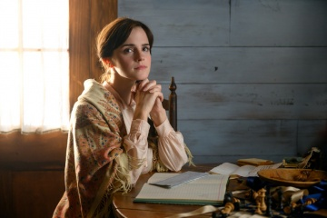 Piccole donne - Emma Watson 'Margaret (Meg) March' in una foto di scena - Piccole donne