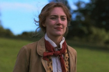 Piccole donne - Saoirse Ronan 'Josephine (Jo) March' in una foto di scena - Piccole donne