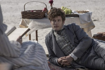 Piccole donne - James Norton 'John Brooke' in una foto di scena - Piccole donne