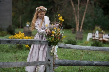 Piccole donne - Eliza Scanlen 'Elizabeth (Beth) March' in una foto di scena - Piccole donne
