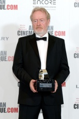 Ridley Scott onorato con l American Cinematheque Award 2016 - House of Gucci